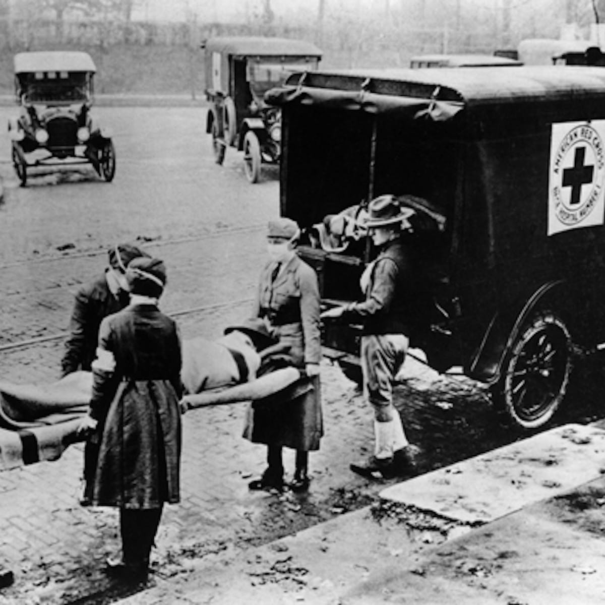 World War One's role in the worst ever flu pandemic