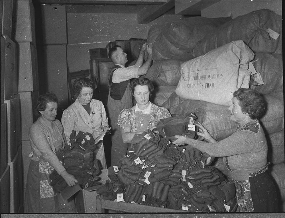 One Million Pairs Of Socks Knitting For Victory In The First World War