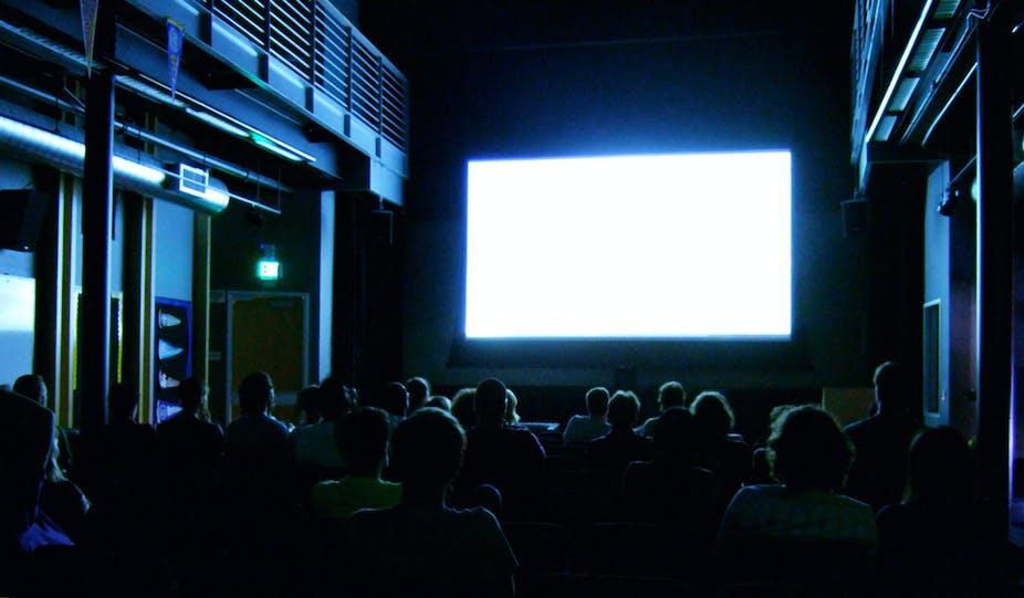 Big Data at the movies: the Kinomatics project