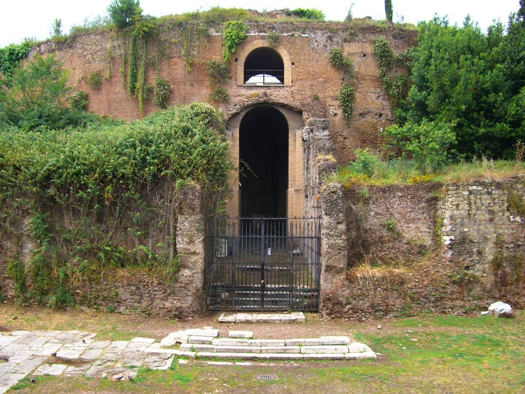 Rome's first emperor died 2000 years ago – his tomb is now