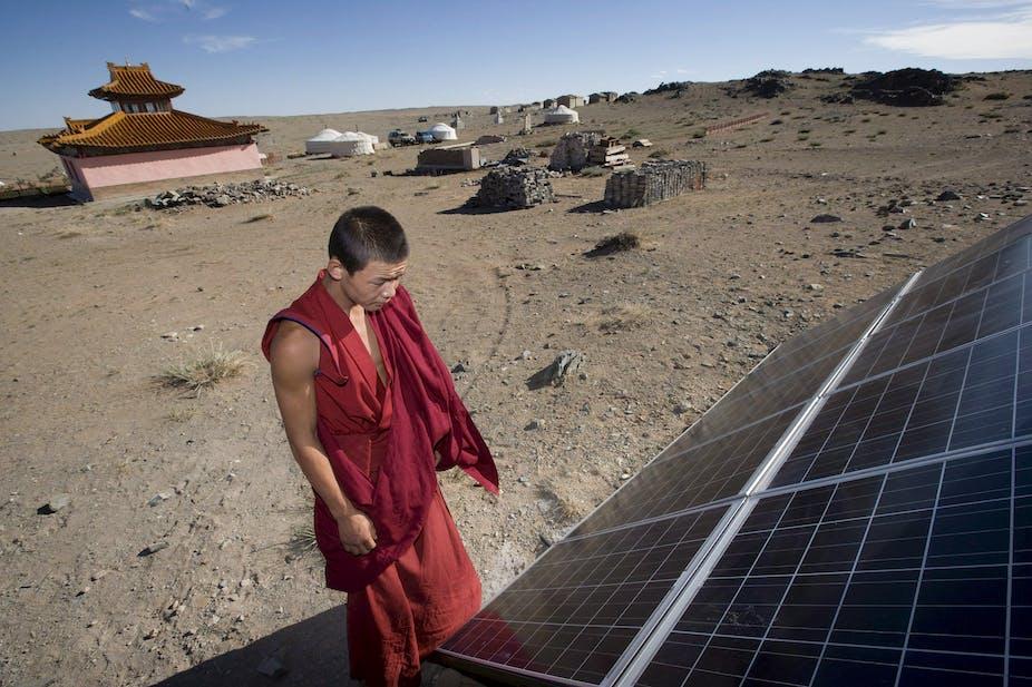 china and mongolia clash over how to exploit the gobi desert