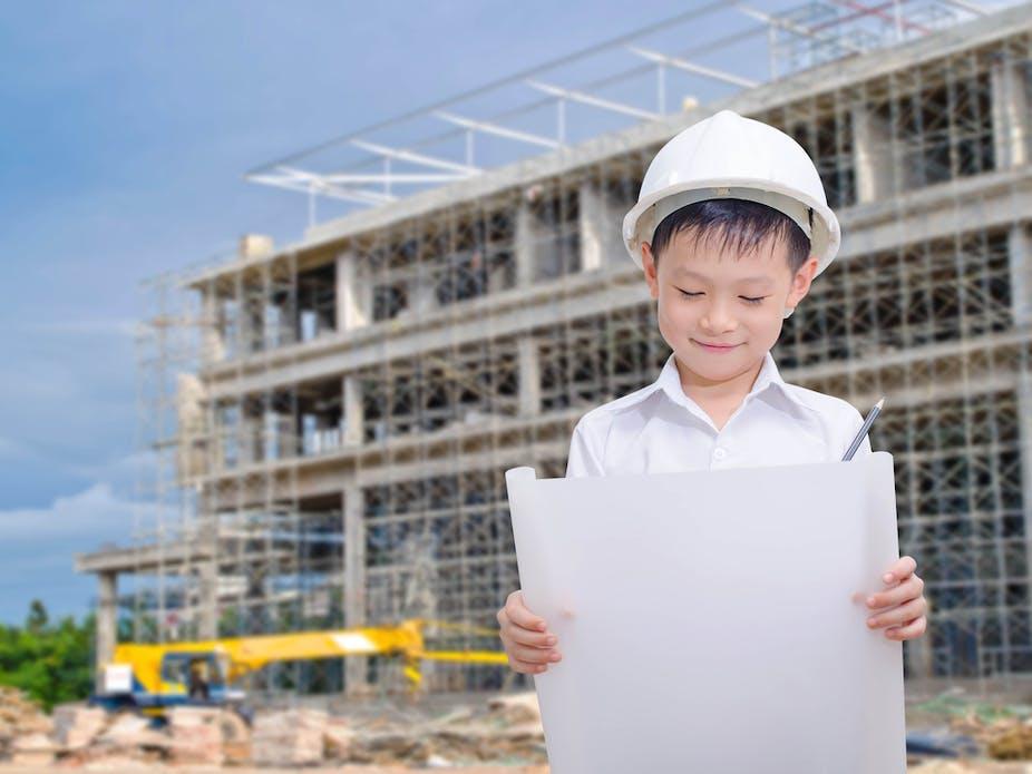 Image result for children architect