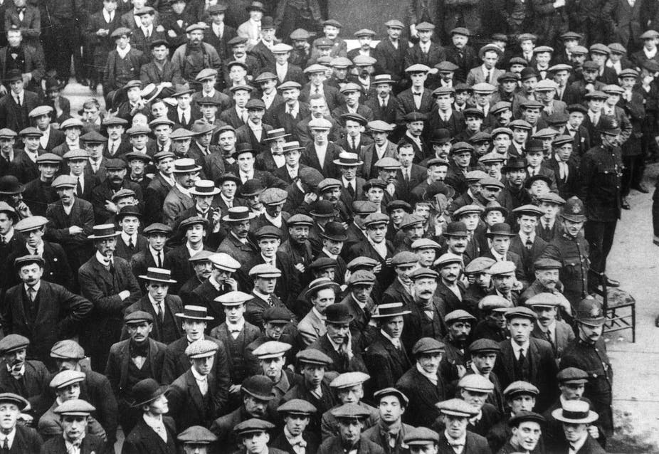 Your country needs you': why did so many volunteer in 1914?