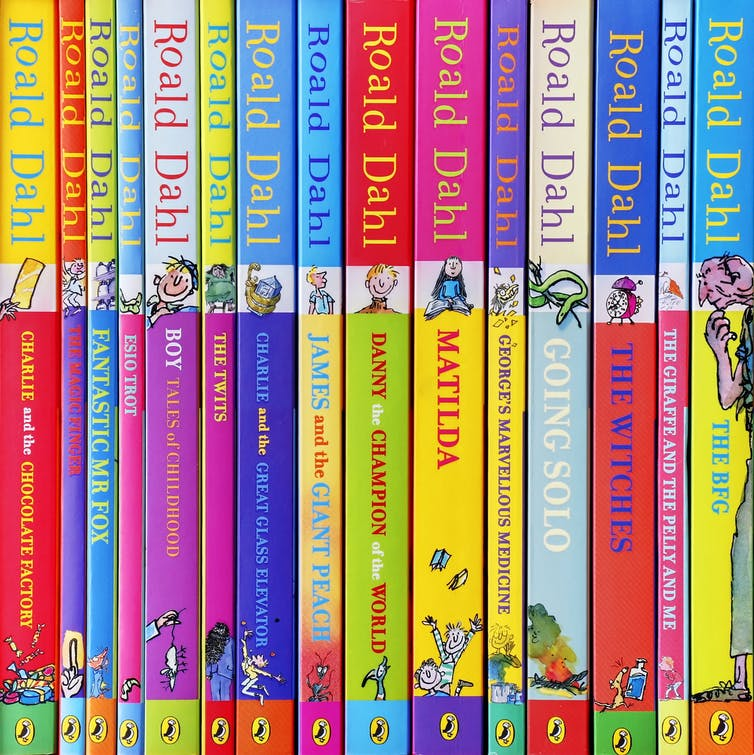 Offensiveness' and children's books: censoring 'slut' from a Roald ...