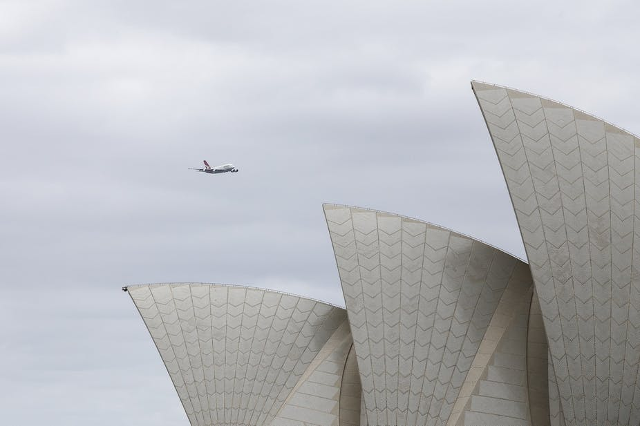 Did Qantas bet the house on the wrong planes?