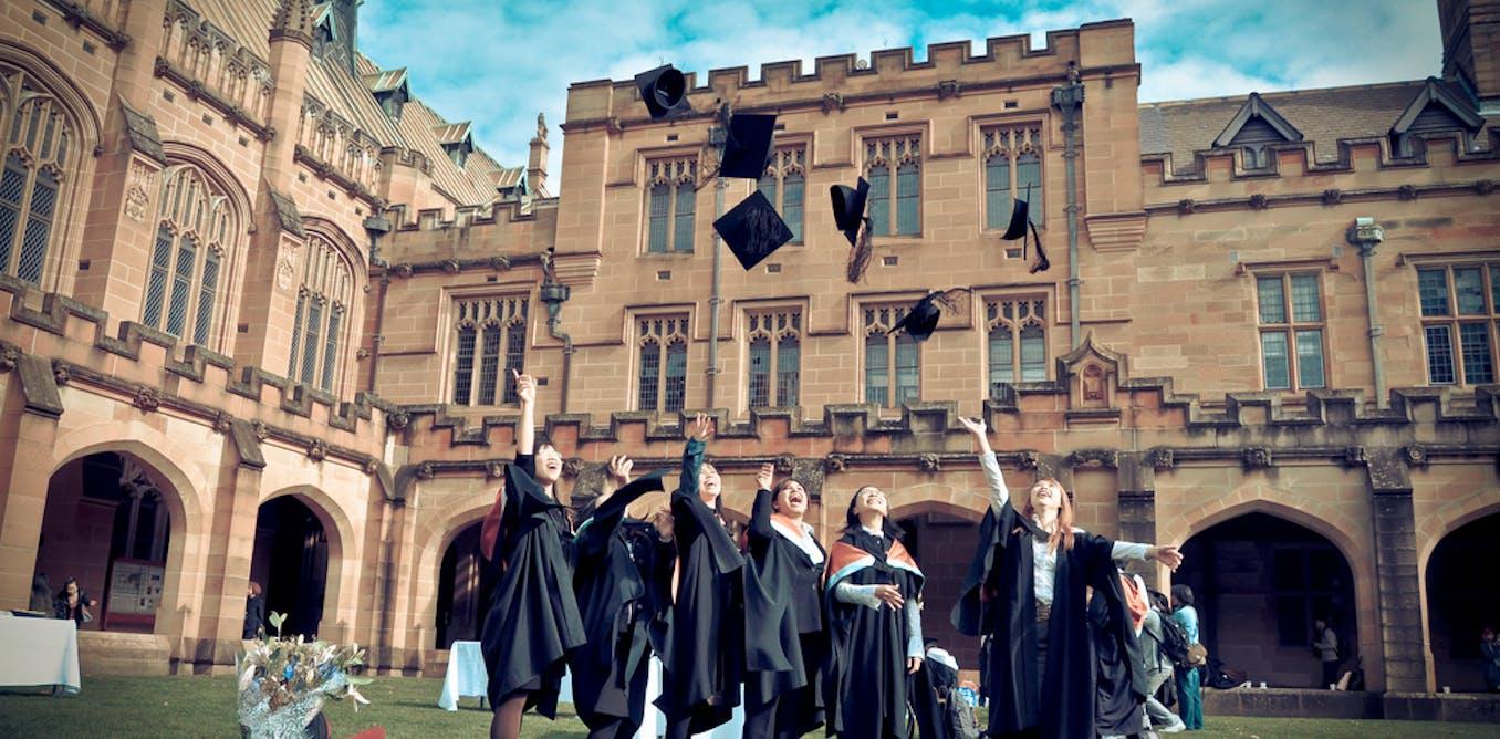 Sink or swim australian universities in the next decade for Monash university swimming pool