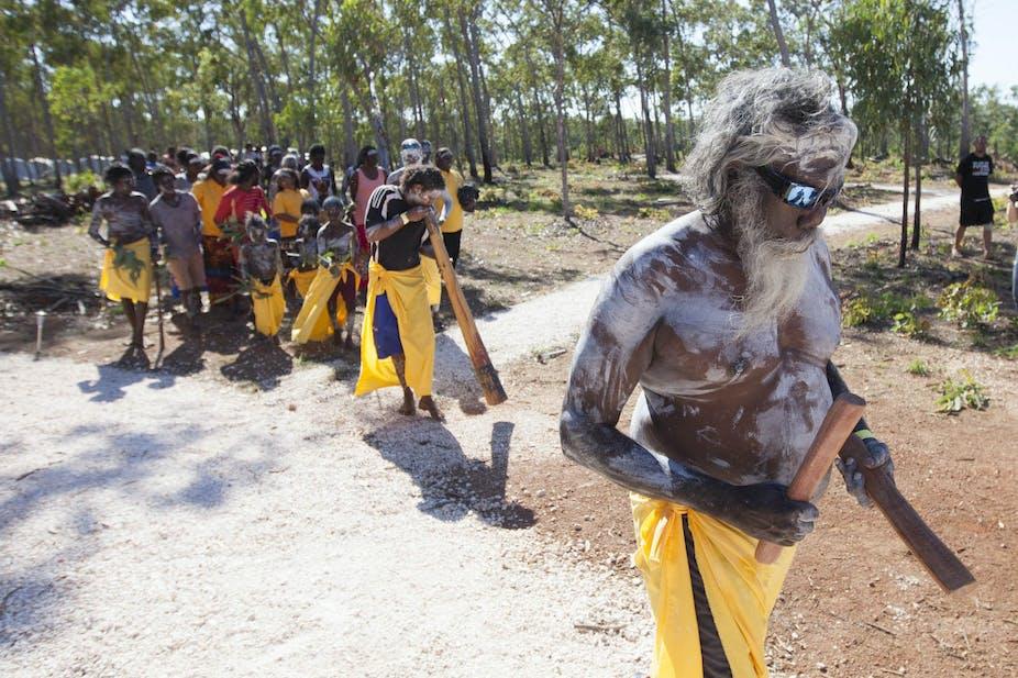 Listen to your elders: inviting Aboriginal parents back to school