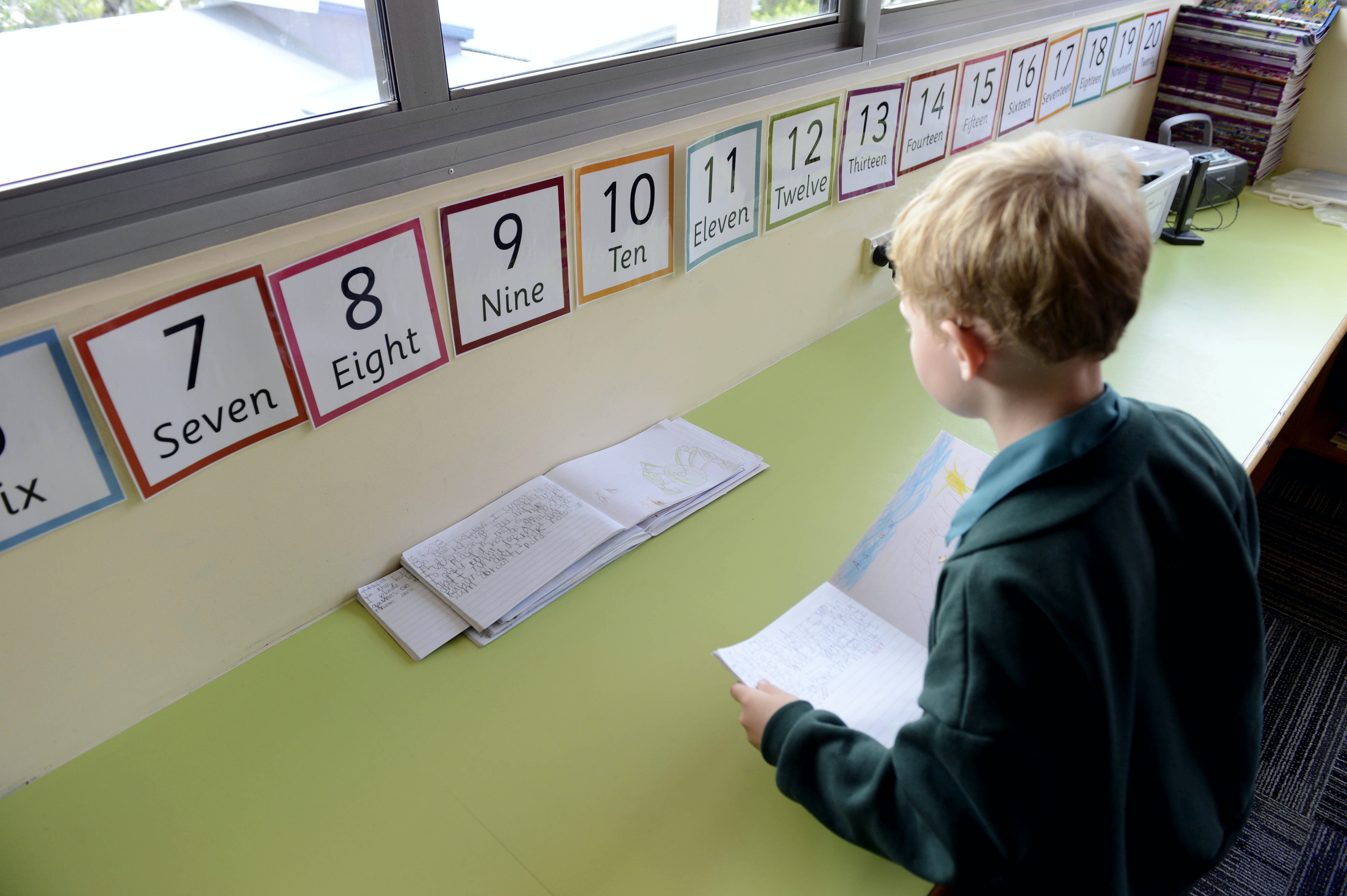 What is school like for a child with learning difficulties?