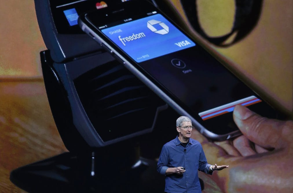 Apple Pay could help make contactless payments mainstream. Monica  Davey/EPA/AAP