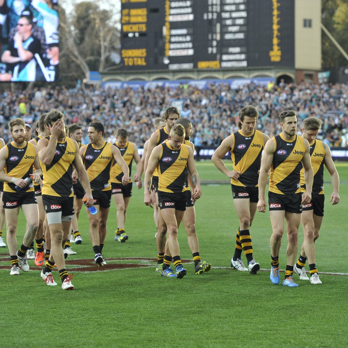 How finals fever can make a footy player better – or worse