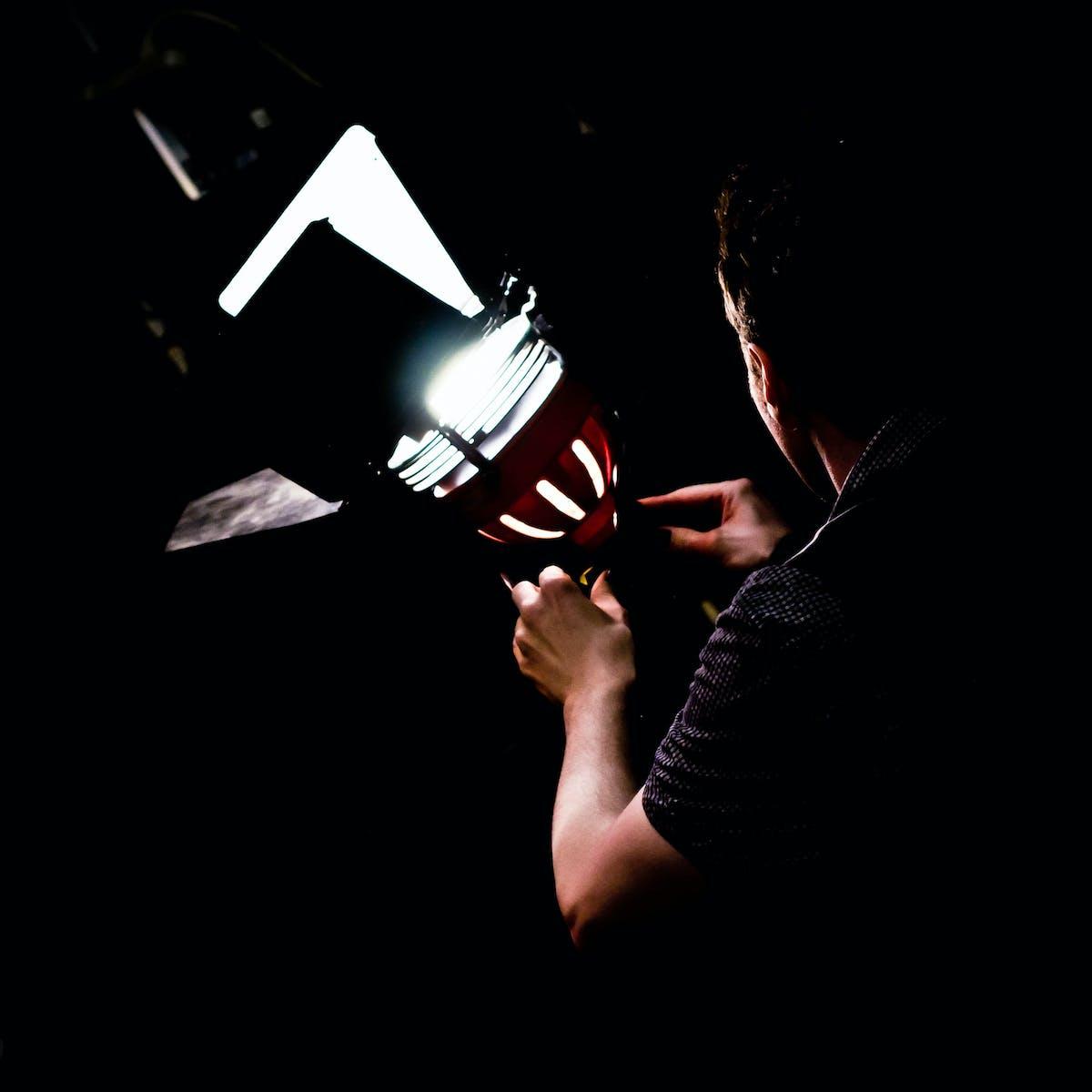 Explainer Film Lighting