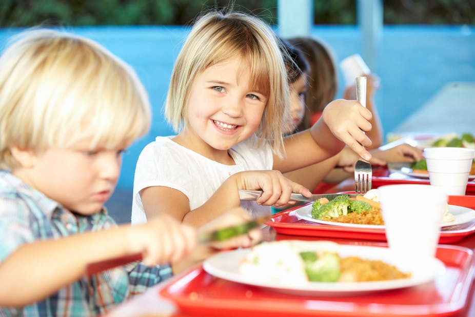 Hard Evidence: what do primary school children need to eat?