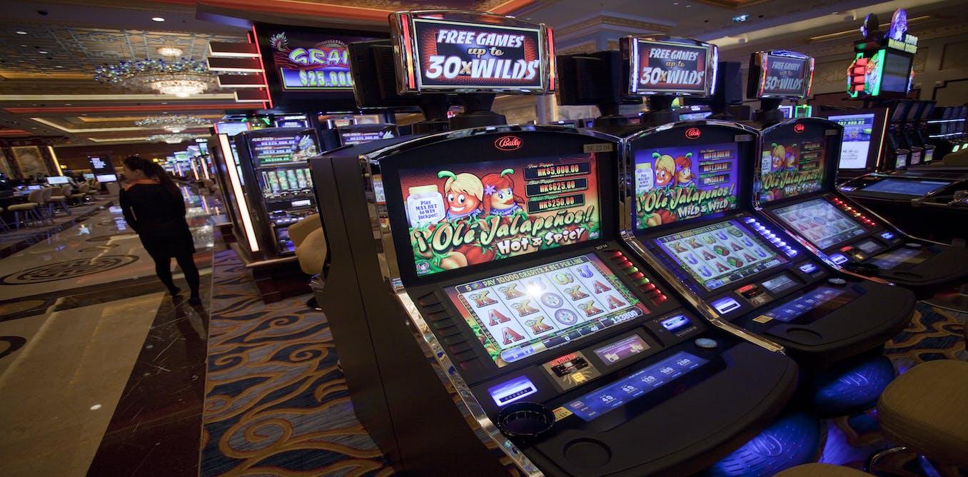 Игровые Автоматы Азартные Играть