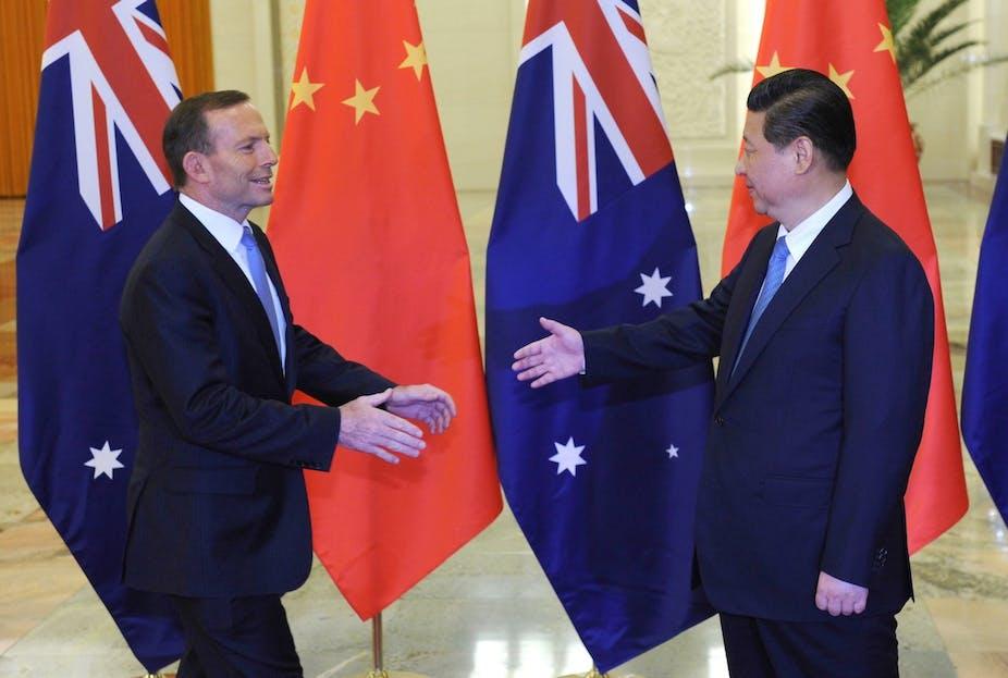 Key Events In The 10 Year Journey Towards A China Australia Fta