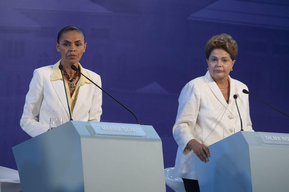 Neither Rousseff nor Silva will do what's right for Brazil
