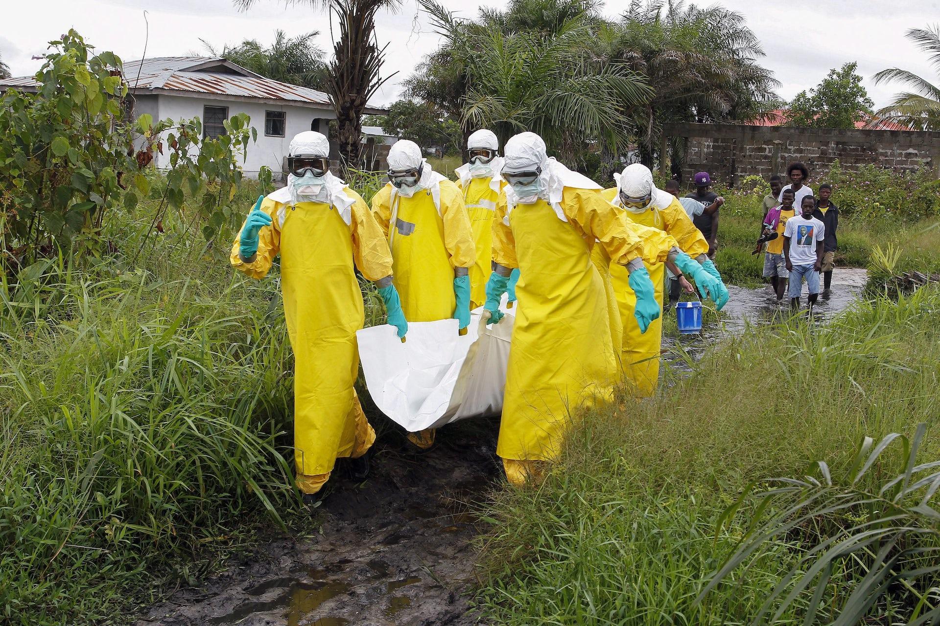 Quarantine works against Ebola but over-use risks disaster