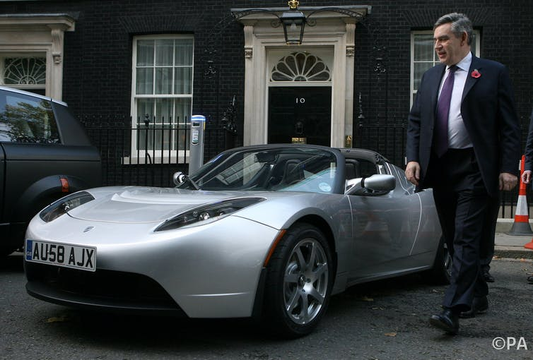 A 'British Tesla' could shift the UK car industry into top gear