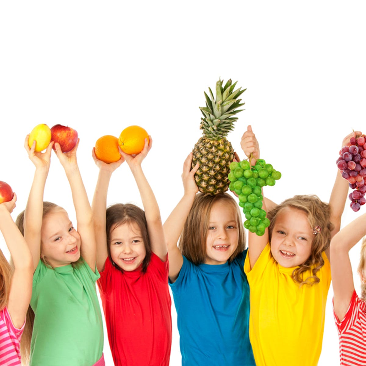 Prizes for primary children who eat most fruit and veg make them healthier