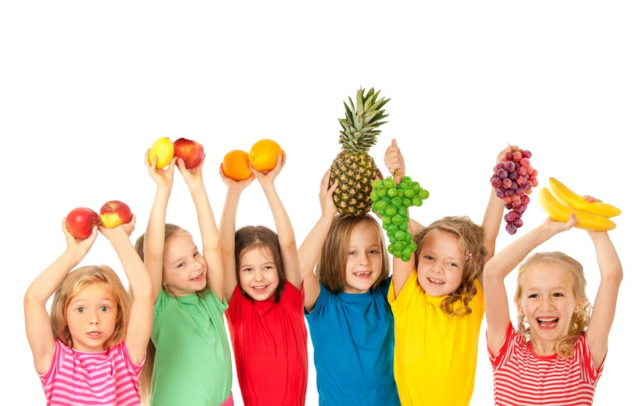 Prizes for primary children who eat most fruit and veg make them ...