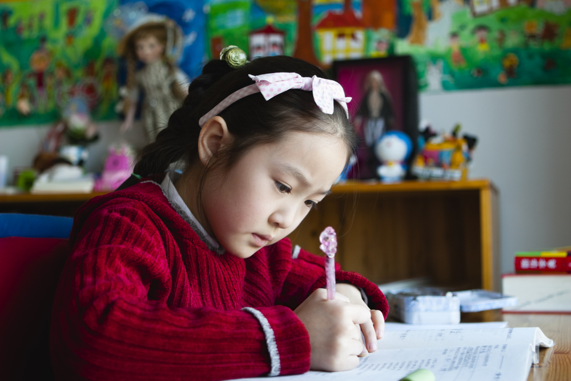 How East Asian children get so far ahead of their classmates