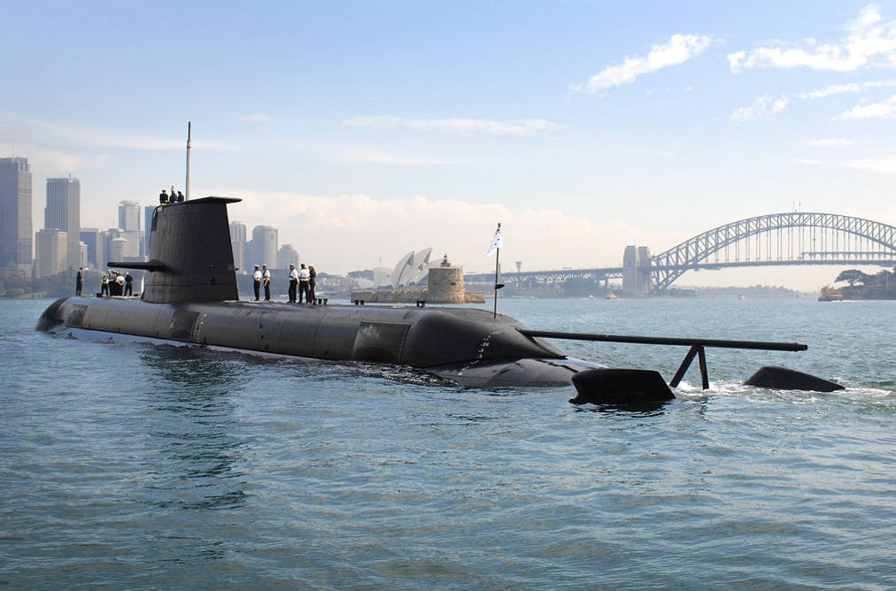 Why the French submarine won the bid to replace the Collins