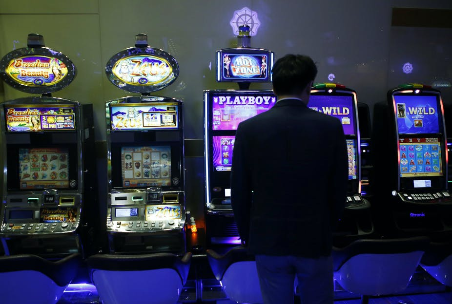 How slots trick gamblers into losing more than they know