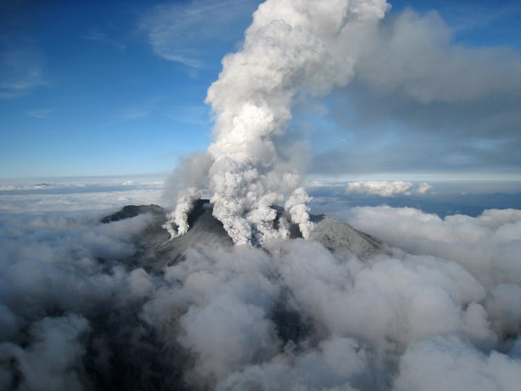 Under the volcano: Predicting eruptions and coping with ash rain