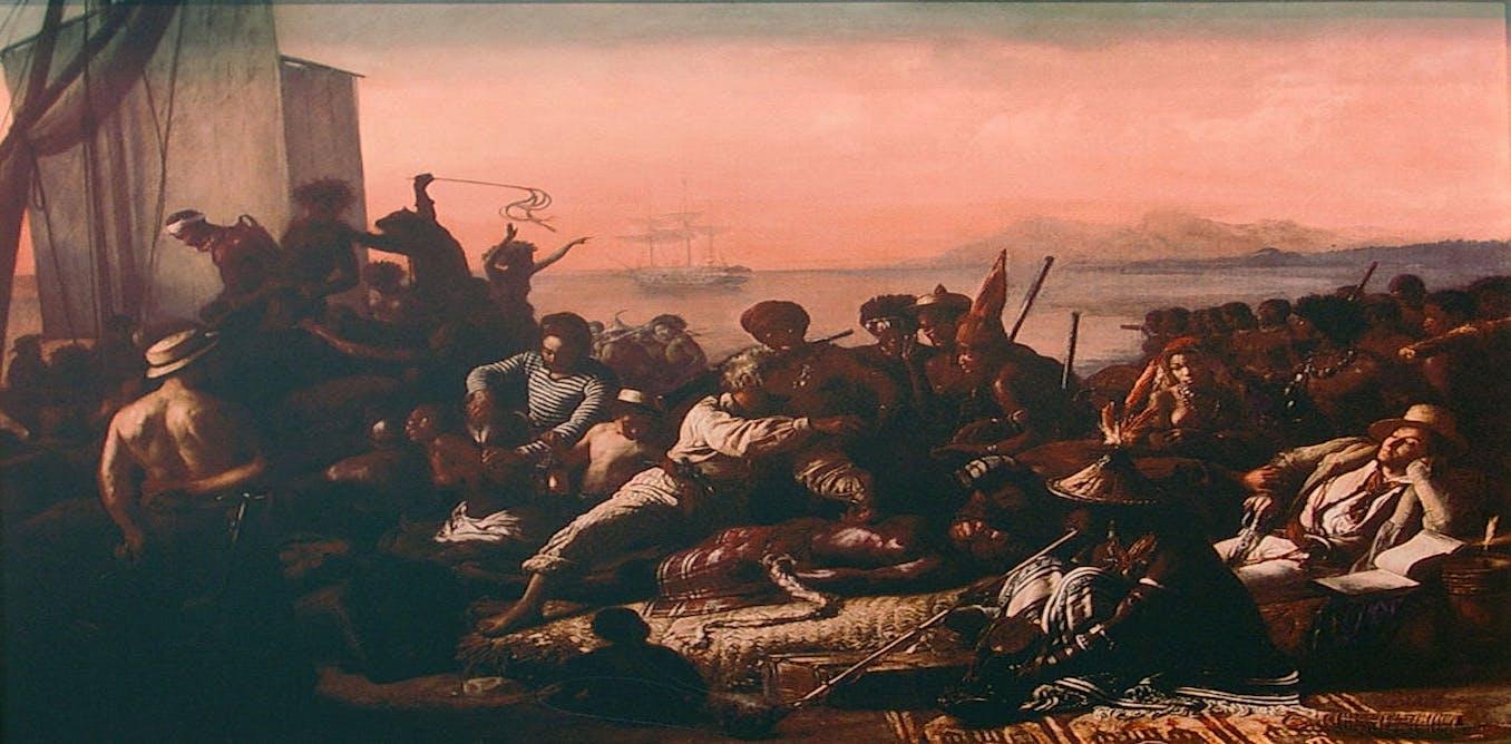 Underground Railroad Slave Trade