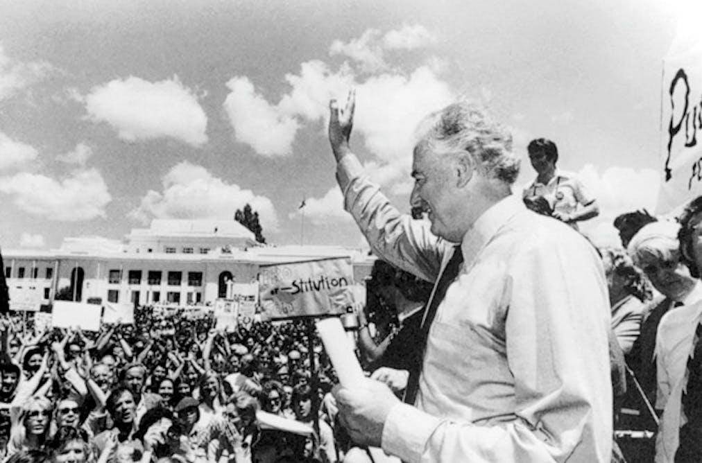 whitlam government dismissal essay