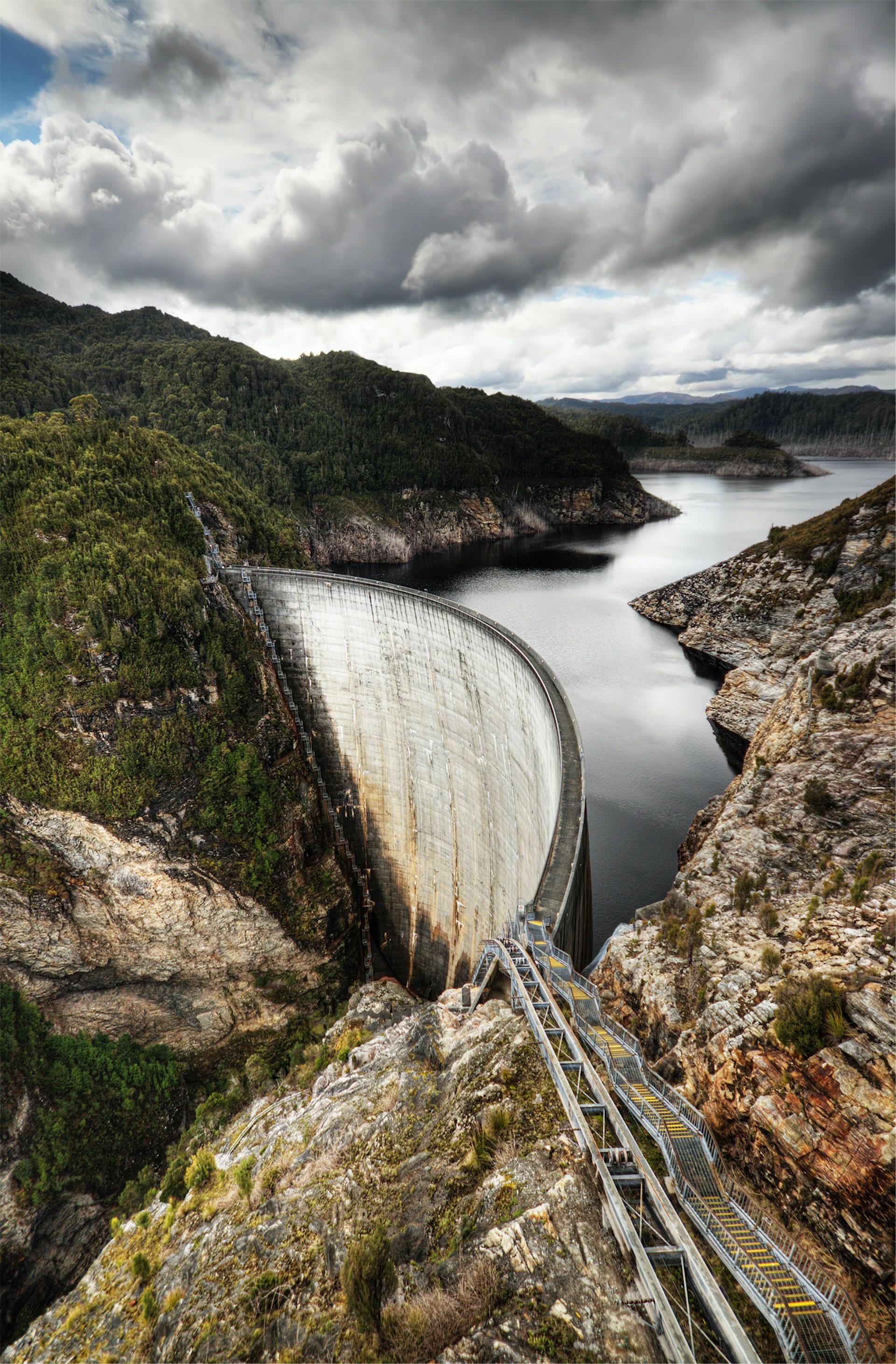 & Dam hard: water storage is a historic headache for Australia