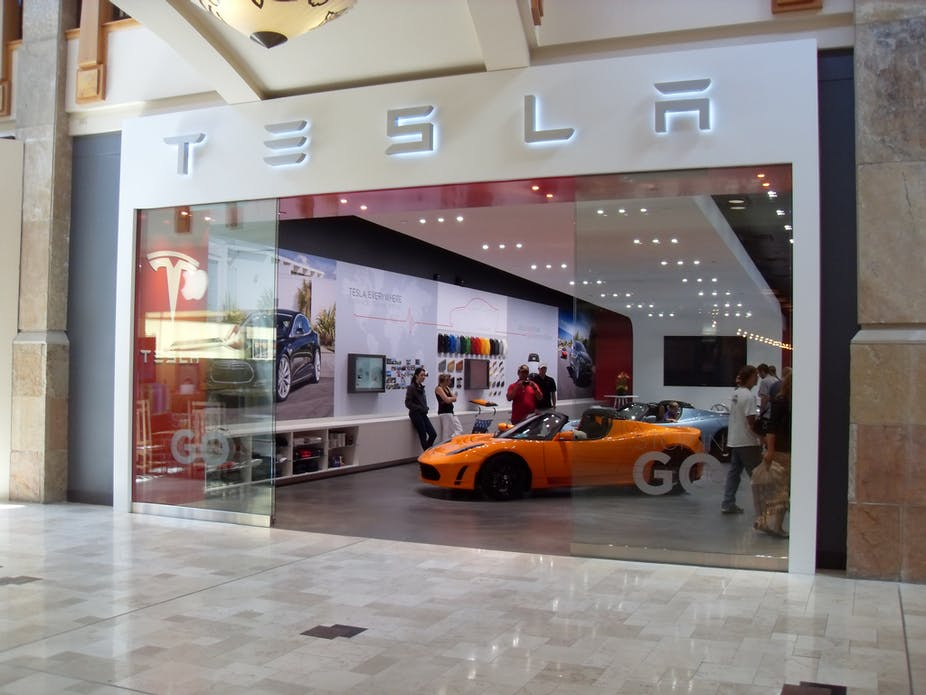 new car releases australia 2014When Tesla takes hold in Australia your car dealer wont like it