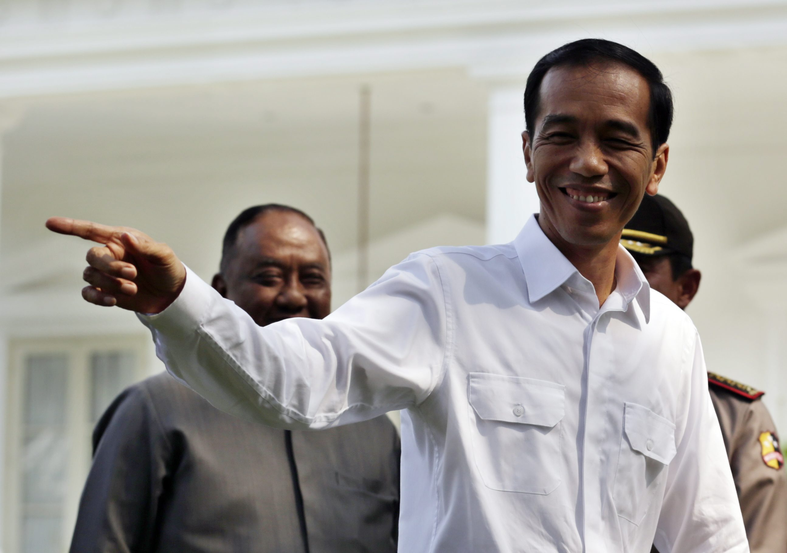 Indonesia's new cabinet built on political transactions