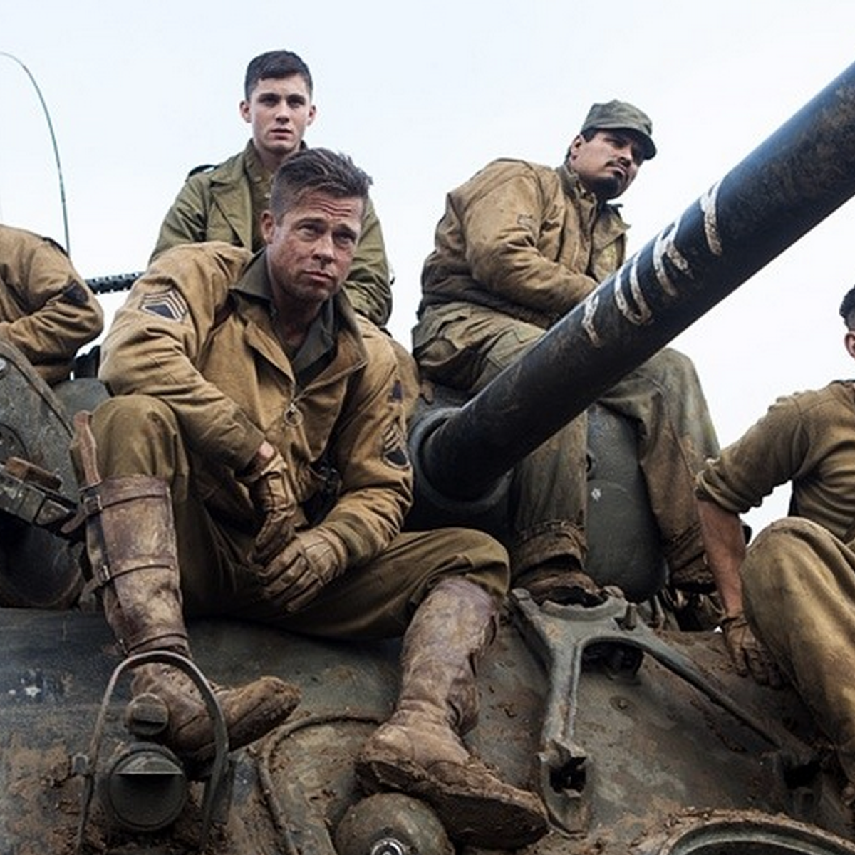 The rape scene in Brad Pitt's Fury no-one is talking about