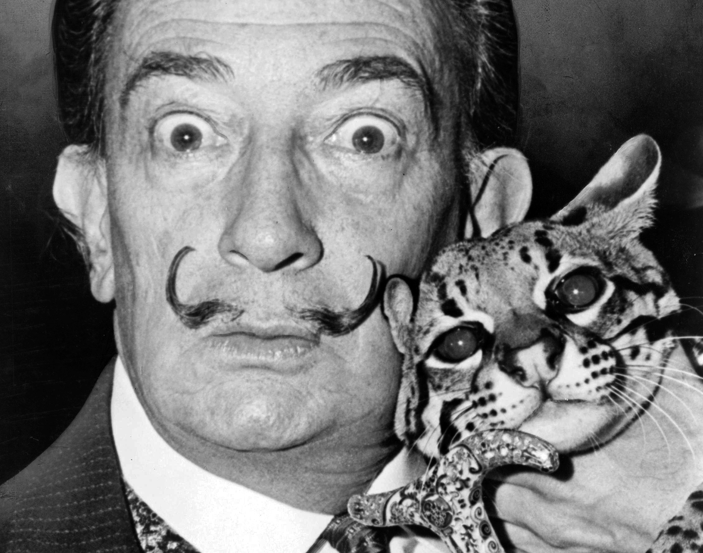 Catalonia makes up with Salvador Dalí after a turbulent relationship