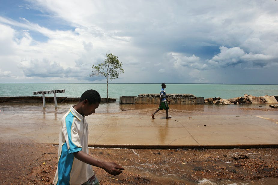 Saibai Island: Rising Seas Pose A Cultural Threat To Australia's