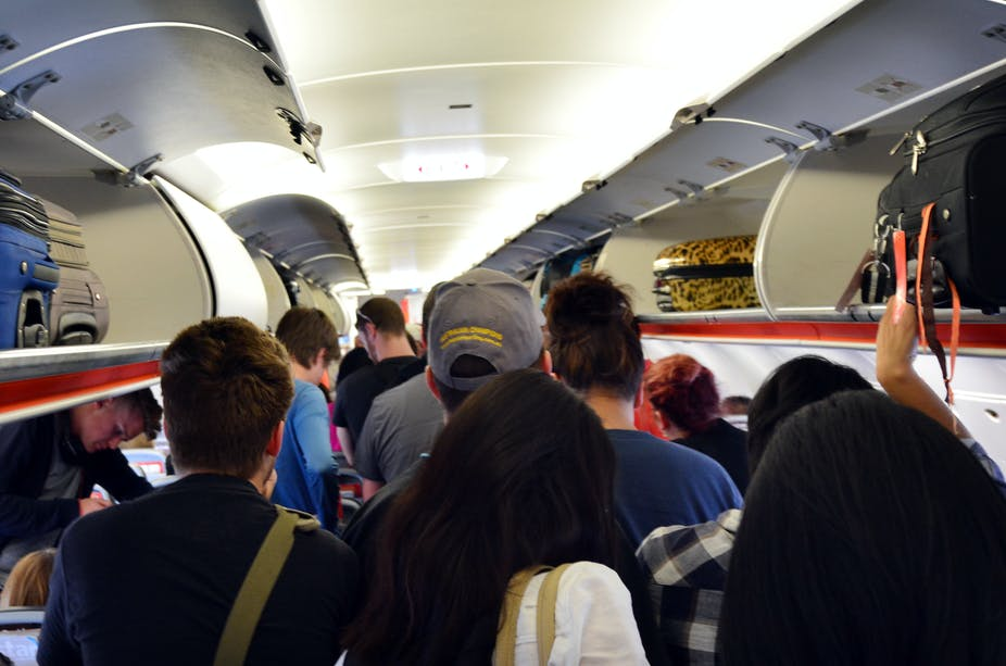 Passengers Boarding Airplanes We Re Doing It Wrong