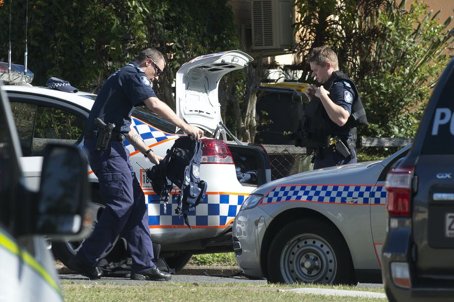 Shoot to kill: the use of lethal force by police in Australia