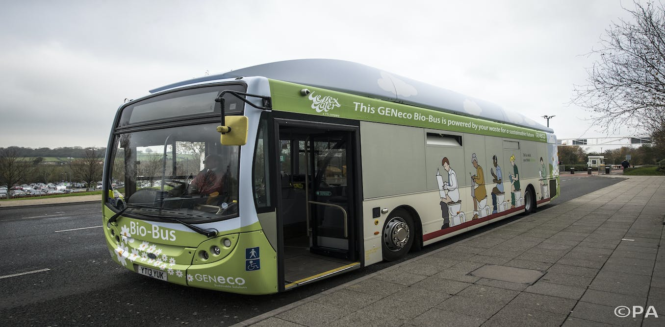 Beyond The Poo Bus The Many Uses Of Human Waste
