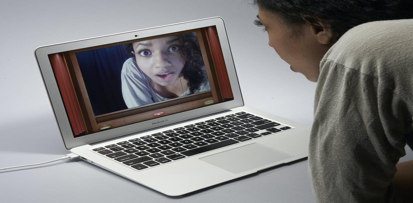 Web cam site
