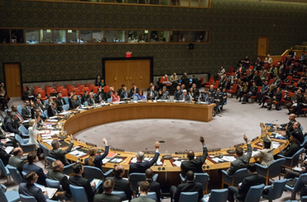 the security council essay