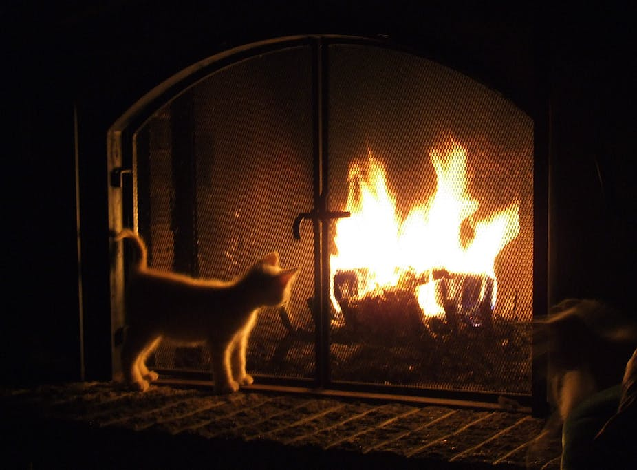 Five ways to keep your home warm this winter