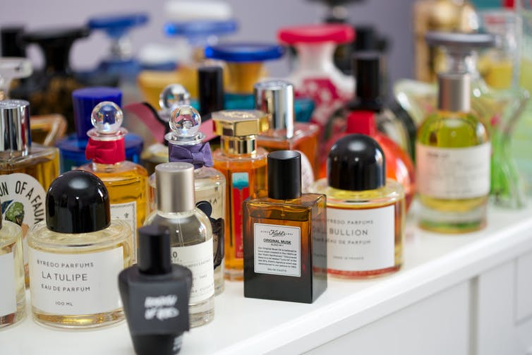 The changing world of perfume and why some chemicals are