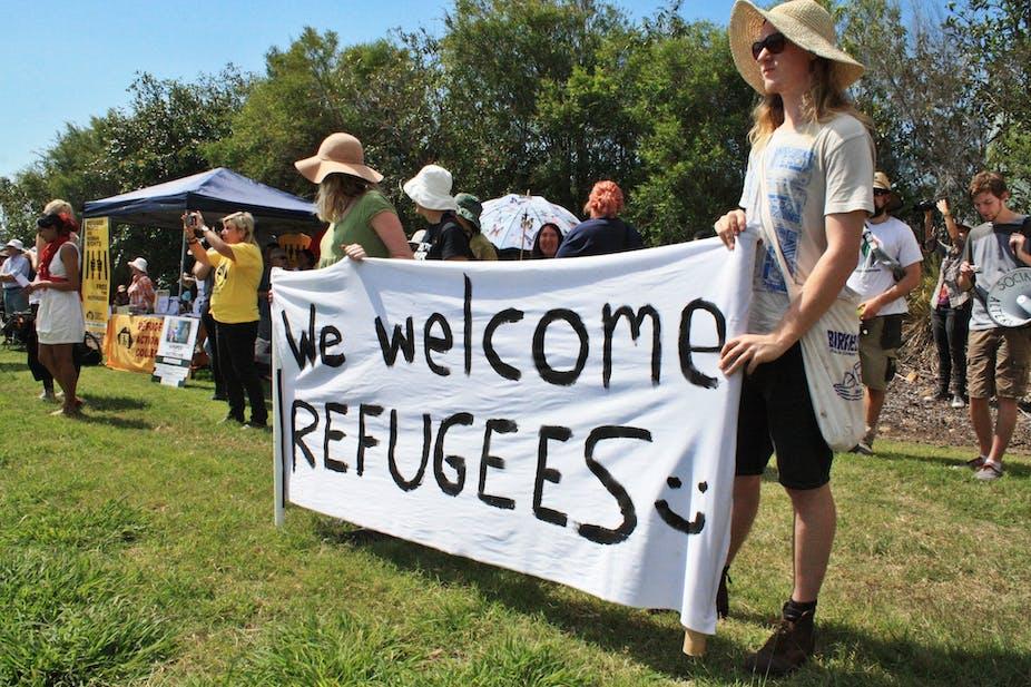 refugee in australia essay