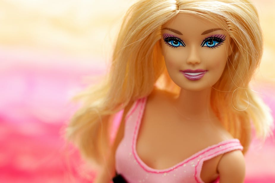 barbie and gender roles