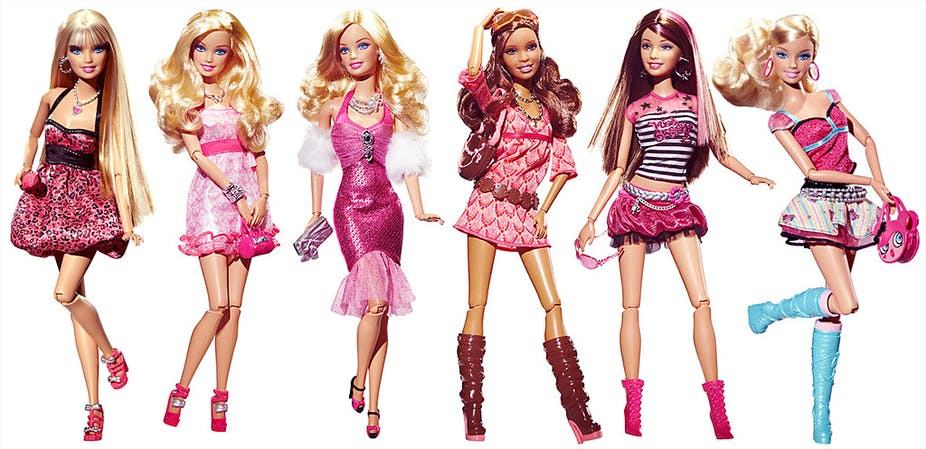 barbie is a good role model essay