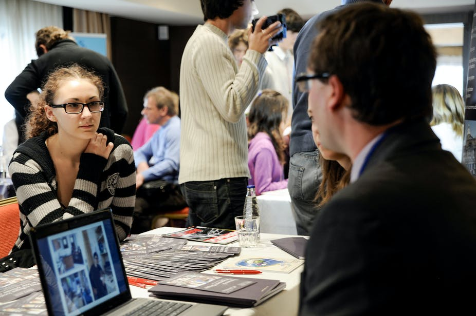 big money in recruitment - International Student Recruiter