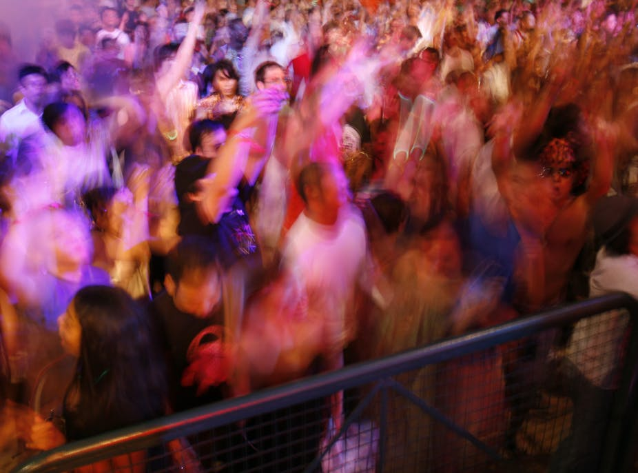 From ecstasy to molly - what's in a name when it comes to