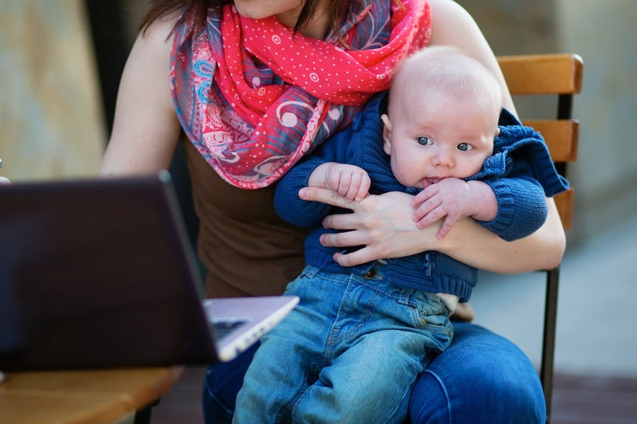Returning to work after childbirth: still a case of
