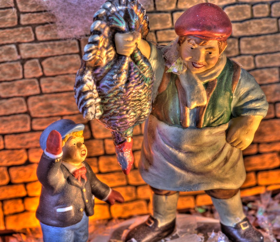 Fowl Play Why A Christmas Carol Meant Our Goose Was Cooked