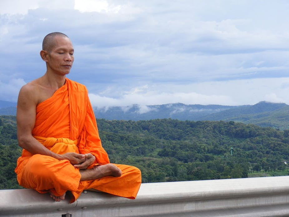 Beyond spirituality: the role of meditation in mental health